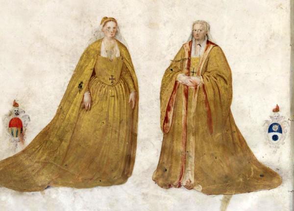 moda del XVI secolo