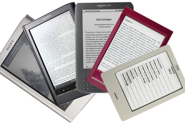 ebook ereader kindle gadget estate 2016