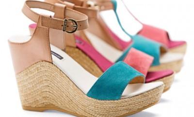 Scegliere scarpe estive
