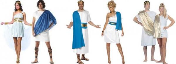 storia de lcostume: abiti romani