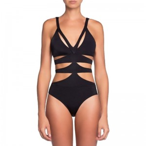 bikini e trikini cut out
