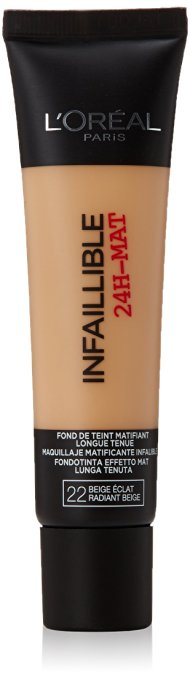 L'Oréal makeup infallible 24h